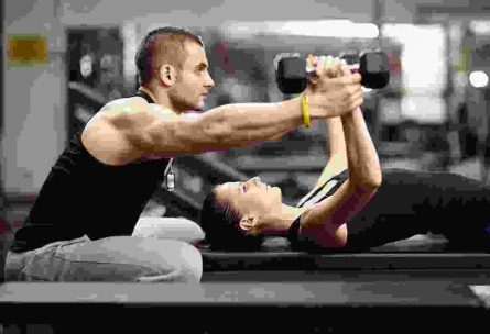Dumbell Muscle Fit